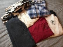 A few new shirts!