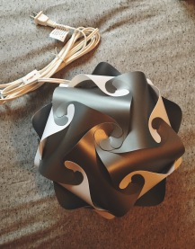 Handmade Lamp from mom.