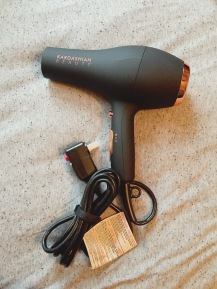 New Kardashian hairdryer!